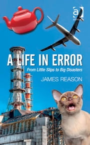 A Life in Error - From Little Slips to Big Disasters ebook by Professor James Reason