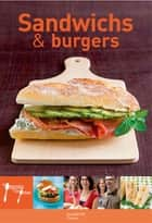Sandwichs & burgers - 32 ebook by Laurence Du Tilly