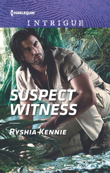Suspect Witness ebook by Ryshia Kennie
