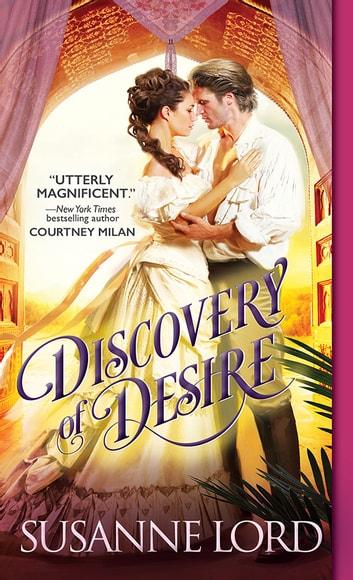 Discovery of Desire ebook by Susanne Lord