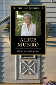 The Cambridge Companion to Alice Munro ebook by David Staines
