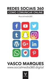Redes Sociais 360 ebook by Kobo.Web.Store.Products.Fields.ContributorFieldViewModel