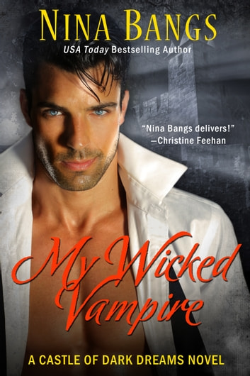 My Wicked Vampire ebook by Nina Bangs