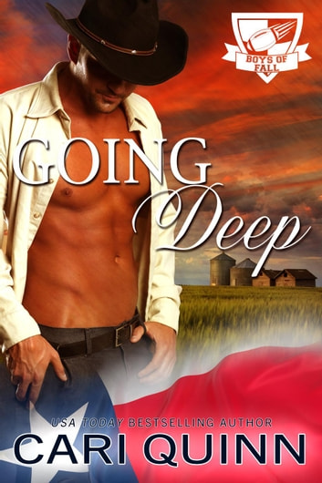 Going Deep - Boys of Fall, #2 ebook by Cari Quinn
