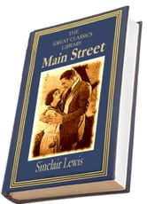 Main Street - (THE GREAT CLASSICS LIBRARY) ebook by Sinclair Lewis