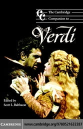 The Cambridge Companion to Verdi ebook by Balthazar, Scott L.