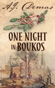 One Night in Boukos ebook by A.J. Demas