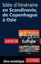Idée d'itinéraire en Scandinavie, de Copenhague à Oslo ebook by Collectif
