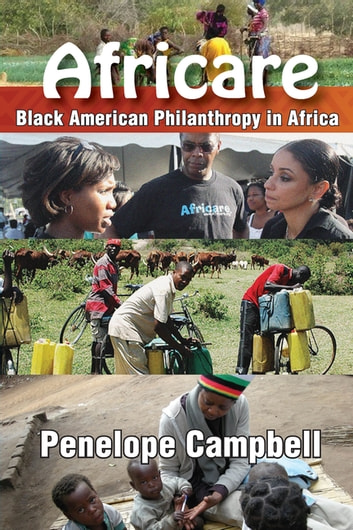 Africare - Black American Philanthropy in Africa ebook by