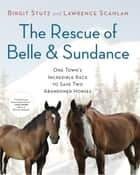 The Rescue of Belle and Sundance - One Town's Incredible Race to Save Two Abandoned Horses ebook by Birgit Stutz, Lawrence Scanlan