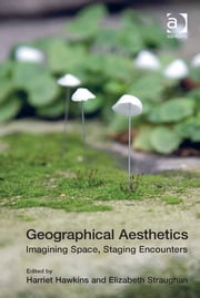 Geographical Aesthetics - Imagining Space, Staging Encounters ebook by Dr Elizabeth Straughan,Dr Harriet Hawkins