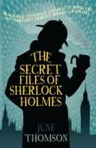 The Secret Files of Sherlock Holmes ebook by June Thomson