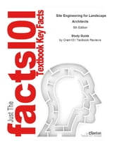 e-Study Guide for: Site Engineering for Landscape Architects ebook by Cram101 Textbook Reviews
