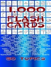 1000 Flashcards - For Educational Use ebook by Ben Tyers