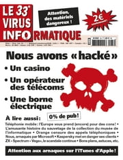 Le 33e Virus Informatique ebook by Olivier Aichelbaum, Patrick Gueulle, Bruno Bellamy,...