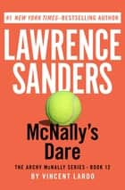McNally's Dare ebook by Lawrence Sanders, Vincent Lardo