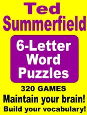 6-Letter Word Puzzles ebook by Ted Summerfield