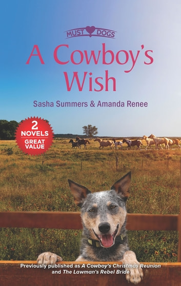 A Cowboy's Wish ebook by Sasha Summers,Amanda Renee