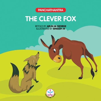 The Clever Fox audiobook by Arun M. George