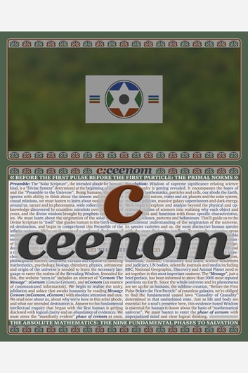 Concise Ceenom - Abstract to Message Ceenom ebook by Ceenom