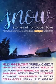 SNOW - Stories of Forbidden Love ebook by Kelly Anne Blount,Gabriela Cabezut,Megan DeVos,Rachel Meinke,Noelle N.,M.C. Roman,Delilah Mae,Gavin Hetherington,Shaun Allan,Lindsey E. Lippincott,Lucy Rhodes,R. Diamond,Sarah Benson,J.M. Butler,Debra Goelz,Neiliani Alejandrino