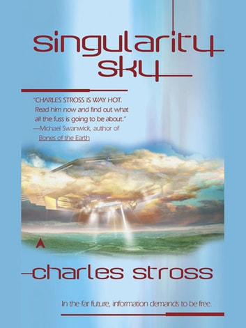 Singularity Sky eBook by Charles Stross