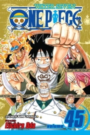 One Piece, Vol. 45 - You Have My Sympathies ebook by Eiichiro Oda