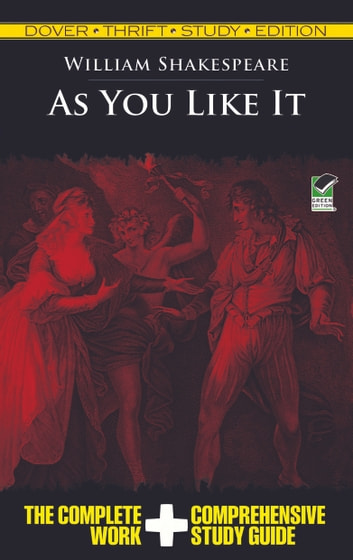 As You Like It Thrift Study Edition ebook by William Shakespeare