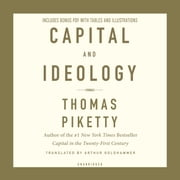 Capital and Ideology audiobook by Thomas Piketty