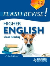 How to Pass Flash Higher English ebook by Colin Eckford