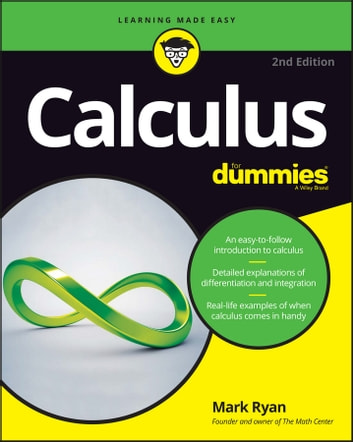 Calculus for dummies ebook by mark ryan 9781119297437 rakuten kobo calculus for dummies ebook by mark ryan fandeluxe Images