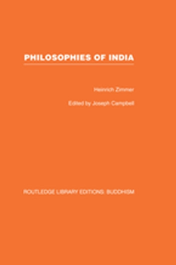 Philosophies of India ebook by Heinrich Zimmer