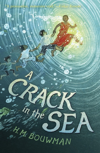 A Crack in the Sea ebook by H. M. Bouwman