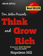 Think and Grow Rich ebook by Napoleon Hill