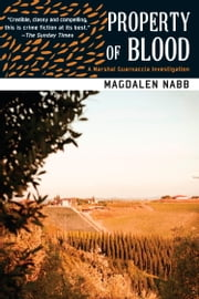 Property of Blood ebook by Magdalen Nabb
