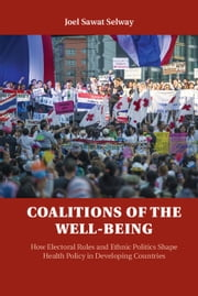 Coalitions of the Wellbeing - How Electoral Rules and Ethnic Politics Shape Health Policy in Developing Countries ebook by Joel Sawat Selway
