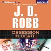 Obsession in Death audiobook by J. D. Robb