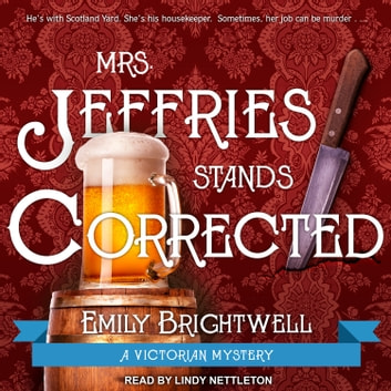 Mrs. Jeffries Stands Corrected audiobook by Emily Brightwell
