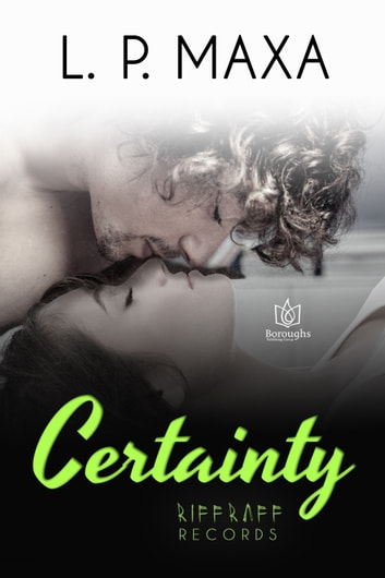 Certainty ebook by L.P. Maxa