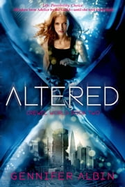Altered ebook by Gennifer Albin