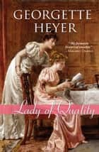 Lady of Quality ebook by Georgette Heyer