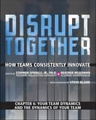 Your Team Dynamics and the Dynamics of Your Team (Chapter 6 from Disrupt Together) ebook by Stephen Spinelli Jr., Heather McGowan