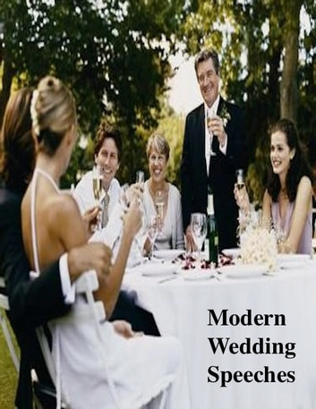 Modern Wedding Speeches ebook by V.T.