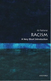 Racism: A Very Short Introduction ebook by Ali Rattansi