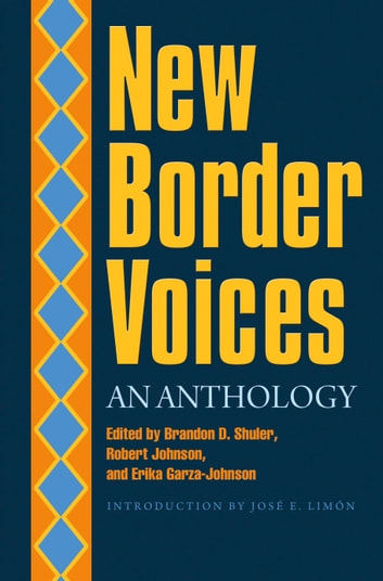New Border Voices - An Anthology ebook by