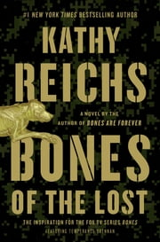 Bones of the Lost - A Temperance Brennan Novel ebook by Kathy Reichs