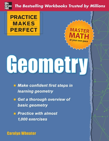 Mcgraw study guide geometry ebook array practice makes perfect geometry ebook by carolyn wheater rh kobo com fandeluxe Image collections