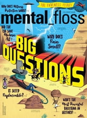 Mental Floss - Issue# 6 - The Week magazine