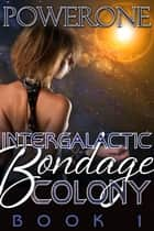 Intergalactic Bondage Colony Book 1 ebook by