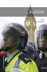 Justice ebook by Tim Vicary